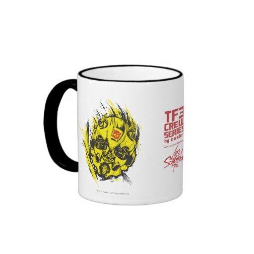 TF3 Crew Series: Bumblebee Coffee Mugs