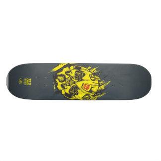 TF3 Crew Series: Bumblebee Skateboard Deck