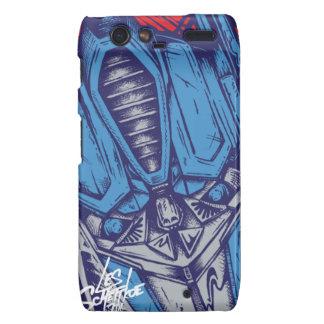 TF3 Crew Series: Optimus Prime Motorola Droid RAZR Case
