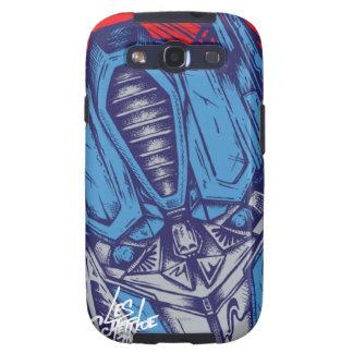 TF3 Crew Series: Optimus Prime Samsung Galaxy SIII Cover