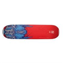 TF3 Crew Series: Optimus Prime Skateboard