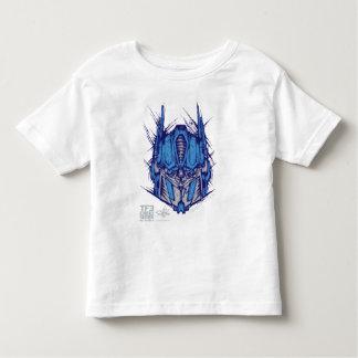 TF3 Crew Series: Optimus Prime Toddler T-shirt