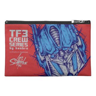 TF3 Crew Series: Optimus Prime Travel Accessories Bags
