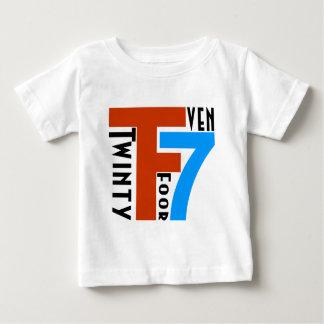 TF7 - Twinty Foor 7ven Baby T-Shirt
