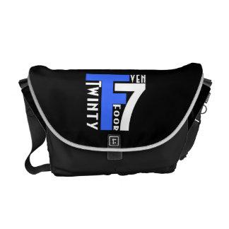 TF7 - Twinty Foor 7ven Bolsa De Mensajeria