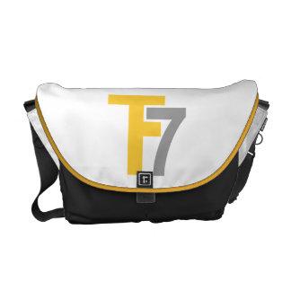 TF7 - Twinty Foor 7ven Bolsa De Mensajería