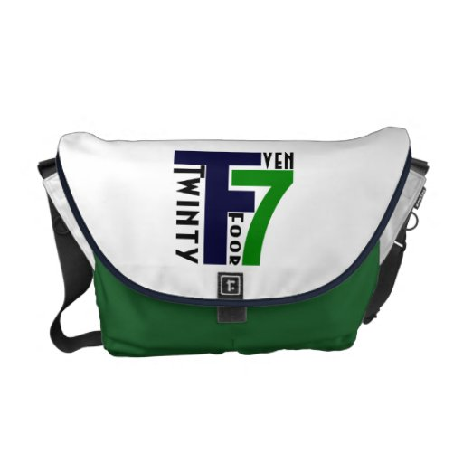 TF7 - Twinty Foor 7ven Courier Bag
