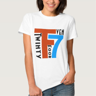 TF7 - Twinty Foor 7ven T-Shirt