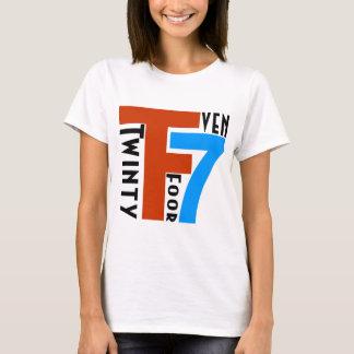 TF7 - Twinty Foor 7ven T-Shirt