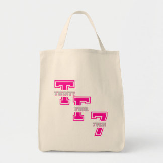 TF7's Tote Bag