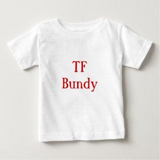 TF Bundy Playera De Bebé