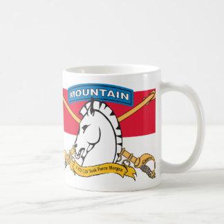 TF Morgan, 172 crest Classic White Coffee Mug
