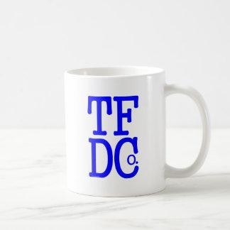 TFDCo Classic White Coffee Mug