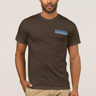 TFF logo Real People Real Goals T-Shirt