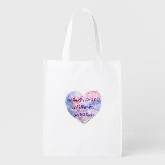 TFIOS Grocery Bag