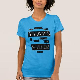 TFiOS: Mis pensamientos son estrellas Camiseta