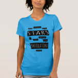 TFiOS: My Thoughts Are Stars T-shirt