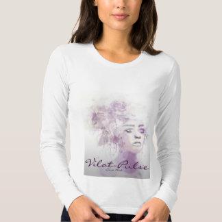 TFlower art T-shirt