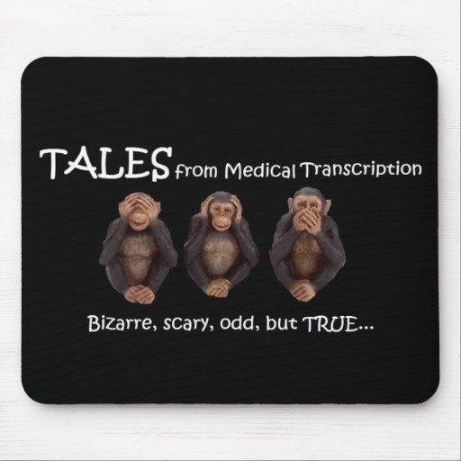 TFMT BLACK Mousepad! Mouse Pad
