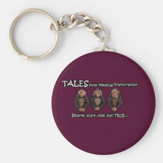 TFMT PLUM Keychain!