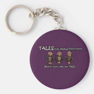 TFMT PURPLE Keychain!