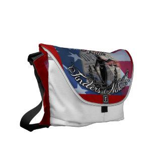 TFN Flag Messenger Bag