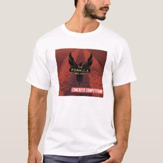 TFP Concrete Competition Cover T-Shirt
