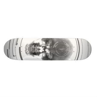 TFP False Reality Skull Skateboard