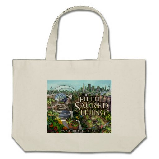 TFST City Tote Canvas Bags
