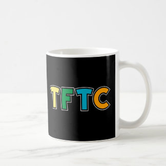 Tftc Coffee Mug