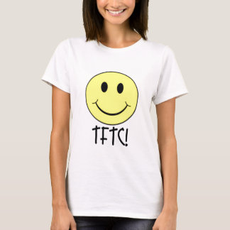 TFTC with Smiley T-Shirt
