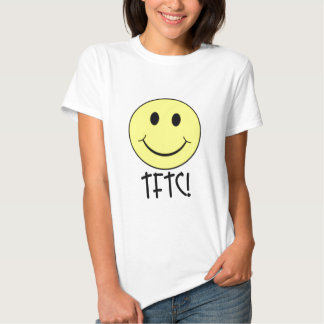 TFTC with Smiley T-shirts