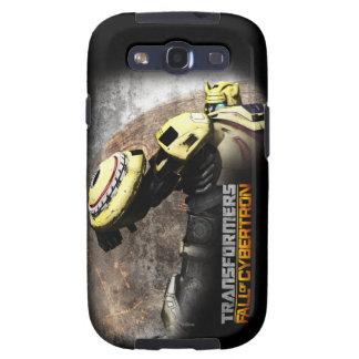 TFTransformers FOC - 4 Galaxy SIII Covers