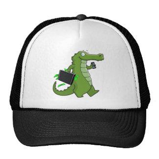 TFX Trader Gator Trucker Hat