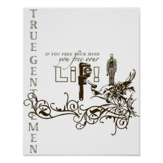 TG Free Your Mind Posters