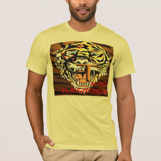 TG or GET SLAUGHTERED T-Shirt