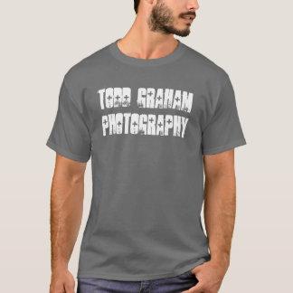 TG Photography T-Shirt (model)