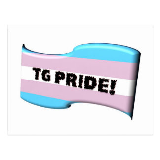 TG Pride Postcard