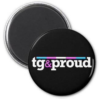 Tg&proud Black Magnet