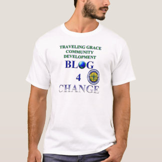 TGCD Blog 4 Change T-Shirt