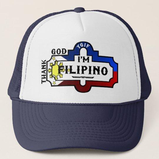 TGI-Filipino Hat