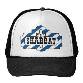TGI SHABBAT TRUCKER HAT