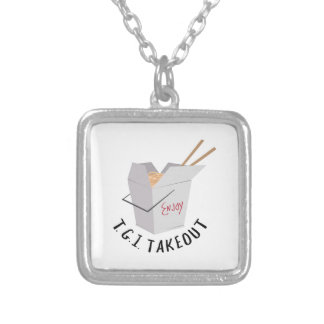 TGI Takeout Necklace