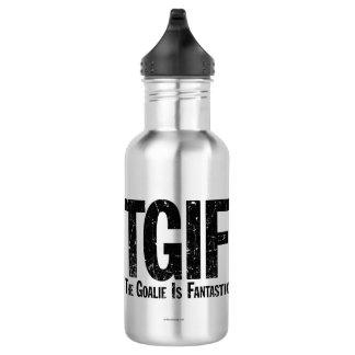 TGIF: El portero es fantástico (el hockey) Botella De Agua