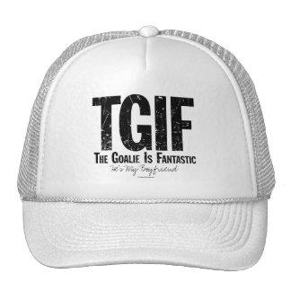 TGIF: El portero es fantástico (el hockey) Gorro De Camionero