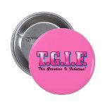 TGIF Fabulous Grandma Buttons