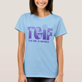 TGIF Fantastic Girl Lavender T-Shirt