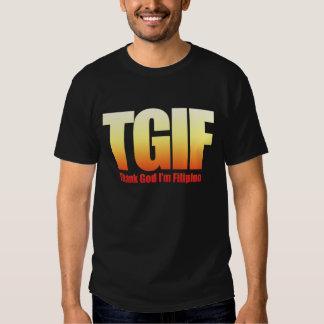 TGIF Filipino Shirt