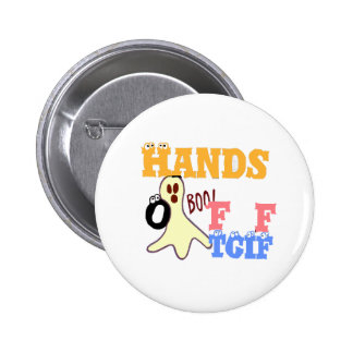 TGIF fRIDAY COLORS.png Pinback Button