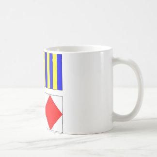 TGIF - Taza náutica de las banderas